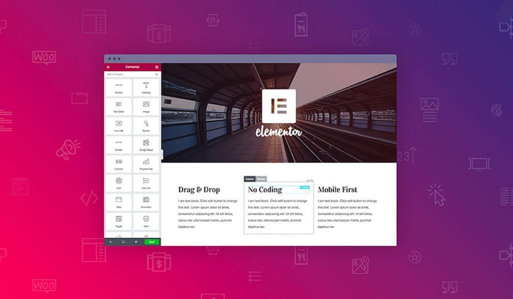 Elementor, el mejor constructor visual de WordPress