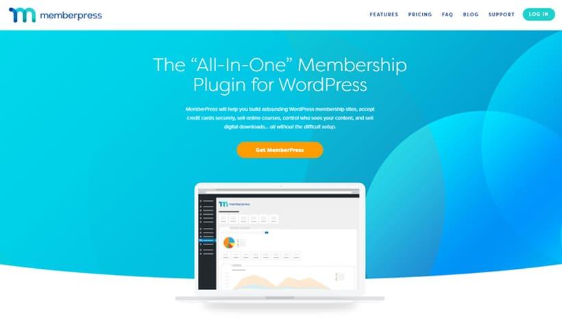 MemberPress membresía en WordPress